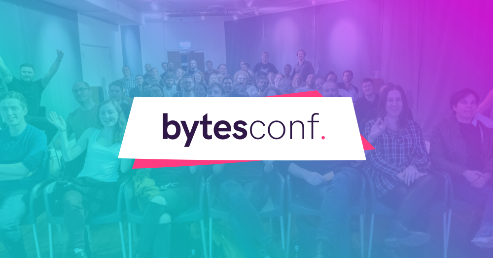 Bytes Conference Brighton - A mini-conference on 29th October